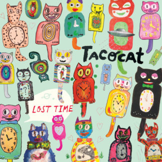 TACOCAT Lost Time - Vinyl LP (black)