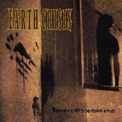 EARTH CRISIS Gomorrah's Season Ends - Vinyl LP (black)
