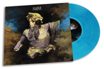 ELDER Omens - Vinyl 2xLP (azur marble)