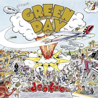 GREEN DAY Dookie - Vinyl LP (black)