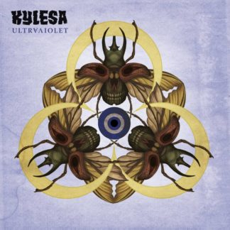 KYLESA Ultraviolet - Vinyl LP (gold)