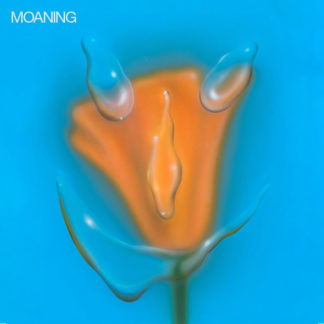 MOANING Uneasy Laughter - Vinyl LP (white | black)