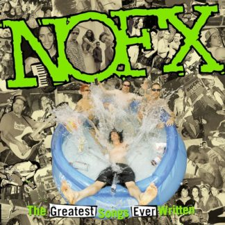 NOFX The Greatest Songs Ever Written... By Us - Vinyl 2xLP (black)