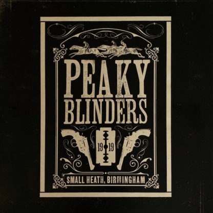 PEAKY BLINDERS Ost - Vinyl 3xLP (black)