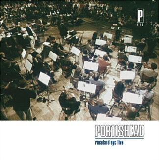 PORTISHEAD Roseland NYC Live - Vinyl 2xLP (black)