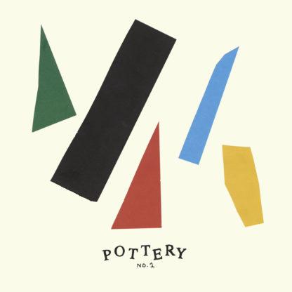 POTTERY No.1 - Vinyl LP (black)