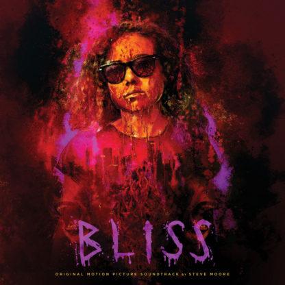 STEVE MOORE Bliss - Vinyl LP (black)
