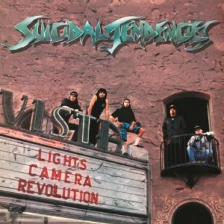 SUICIDAL TENDENCIES Lights Camera Revolution - Vinyl LP (black)