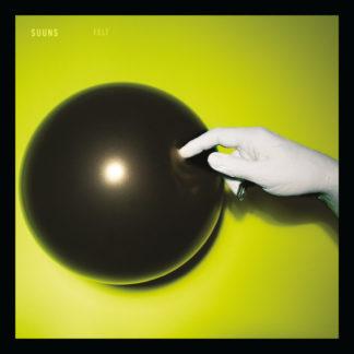 SUUNS Felt - Vinyl LP (clear)