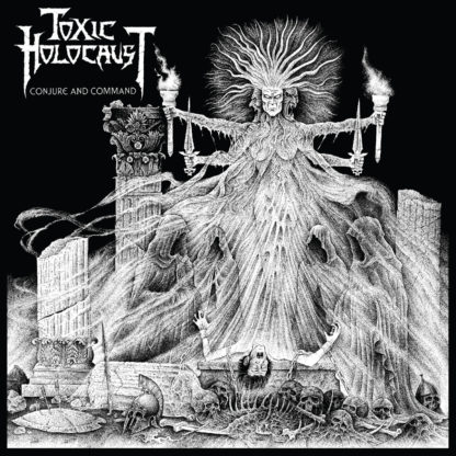 TOXIC HOLOCAUST Conjure And Command - Vinyl LP (black)