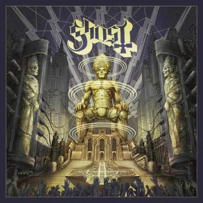 GHOST Ceremony And Devotion - Vinyl 2xLP (black)