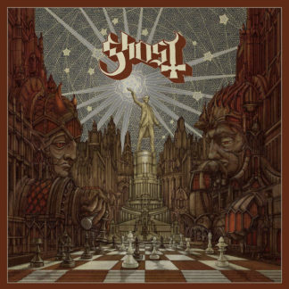 GHOST Popestar - Vinyl LP (black)