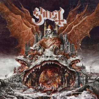 GHOST Prequelle - Vinyl LP (black)
