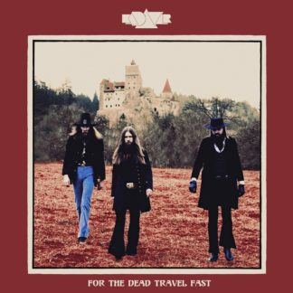 KADAVAR For The Dead Travel Fast - Vinyl LP (black)