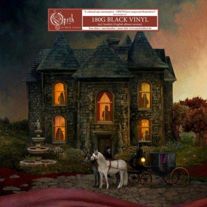 OPETH In Cauda Venenum - Vinyl 2xLP (black)