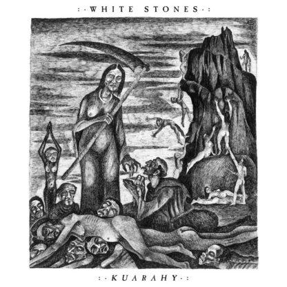 WHITE STONES Kuarahy - Vinyl LP (black)