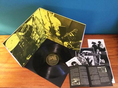 DAITRO Y - Vinyl LP (black)