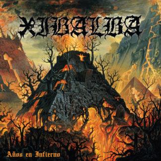 XIBALBA Años En Infierno - Vinyl LP (black)