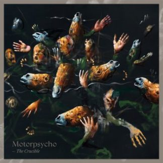 MOTORPSYCHO The Crucible - Vinyl LP (black)