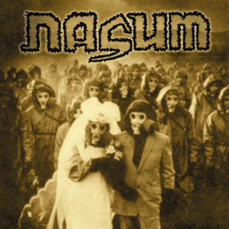 NASUM Inhale / Exhale - Vinyl LP (black)