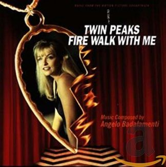 ANGELO BADALAMENTI Twin Peaks - Fire Walk With Me - Vinyl LP (black)