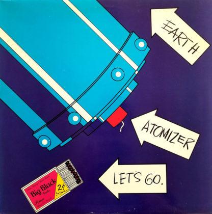 BIG BLACK Atomizer - Vinyl LP (black)