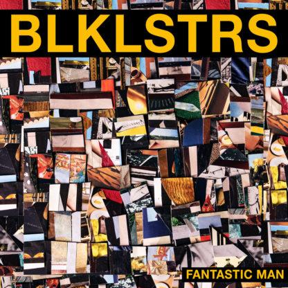 BLACKLISTERS Fantastic Man - Vinyl LP (transparent yellow)
