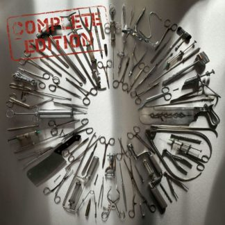 CARCASS Surgical Steel (complete edition) - Vinyl 2xLP (black)