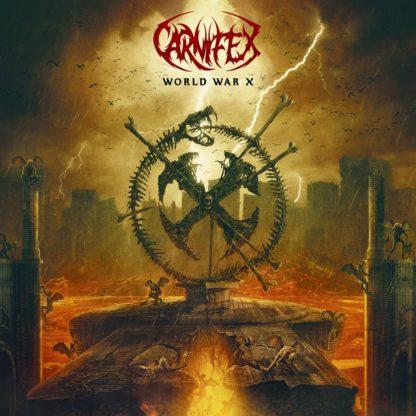 CARNIFEX World War X - Vinyl LP (black)
