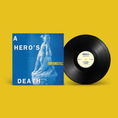 FONTAINES D.C. A Hero's Death - Vinyl LP (black)