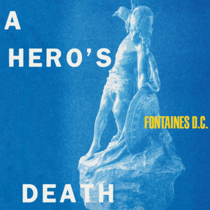 FONTAINES D.C. A Hero's Death - Vinyl LP (deluxe 2xLP | black)