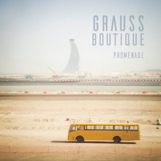 GRAUSS BOUTIQUE Promenade - Vinyl LP (black)