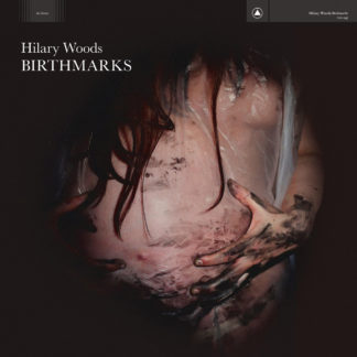 HILARY WOODS Birthmarks - Vinyl LP (dark red)