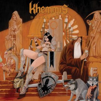 KHEMMIS Desolation - Vinyl LP (black)