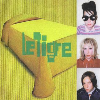 LE TIGRE s/t - Vinyl LP (black)