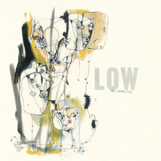 LOW The Invisible Way - Vinyl LP (black)