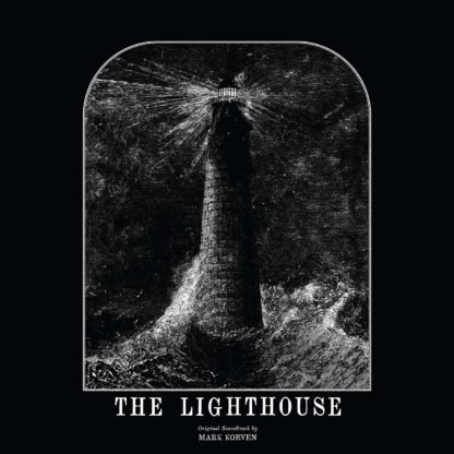 MARK KORVEN The Lighthouse: Original Soundtrack - Vinyl LP (clear)