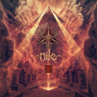 NILE Vile Nilotic Rites - Vinyl 2xLP (black)