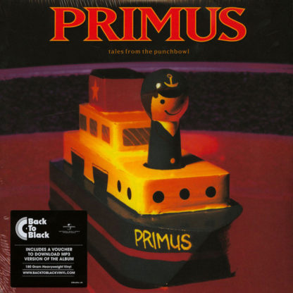 PRIMUS Tales From The Punchbowl - Vinyl 2xLP (black)