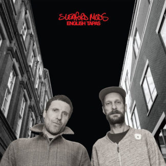 SLEAFORD MODS English Tapas - Vinyl LP (black)