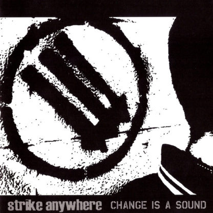 STRIKE ANYWHERE Change Is A Sound - Vinyl LP (black)