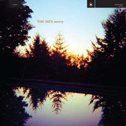 THE MEN Mercy - Vinyl LP (purple and blue splatter)