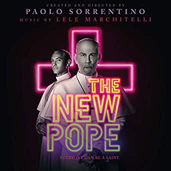 THE NEW POPE ost – Vinyl 2xLP (black)