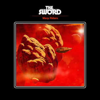THE SWORD Warp Riders - Vinyl LP (black)