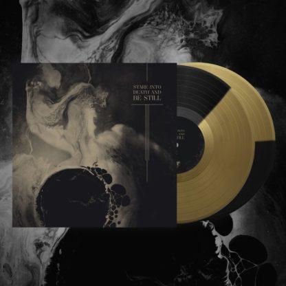 ULCERATE Stare Into Death And Be Still - Vinyl 2xLP (half gold / half black)