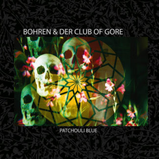 BOHREN & DER CLUB OF GORE Patchouli Blue - Vinyl LP (black)