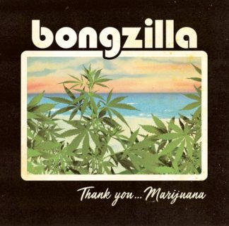 BONGZILLA Thank You... Marijuana - Vinyl 2xLP (Blue and Orange Marbled)