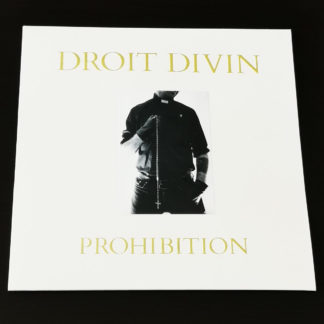 DROIT DIVIN Prohibition - Vinyl LP (black)
