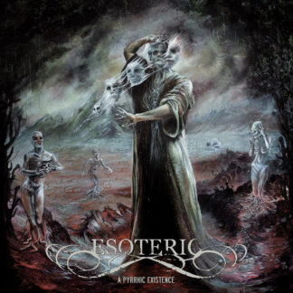 ESOTERIC A Pyrrhic Existence - Vinyl 3xLP (turquoise)
