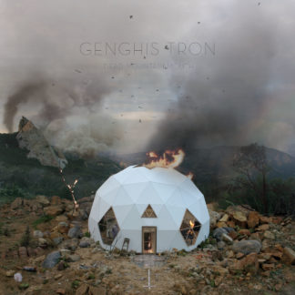 GENGHIS TRON Dead Mountain Mouth - Vinyl LP (black)